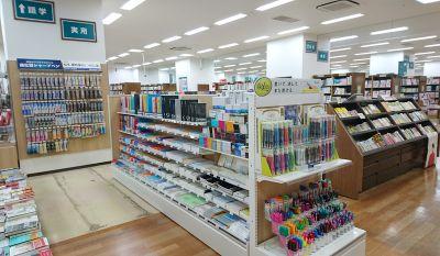 ジュンク堂書店 姫路店に文具売場がオープン