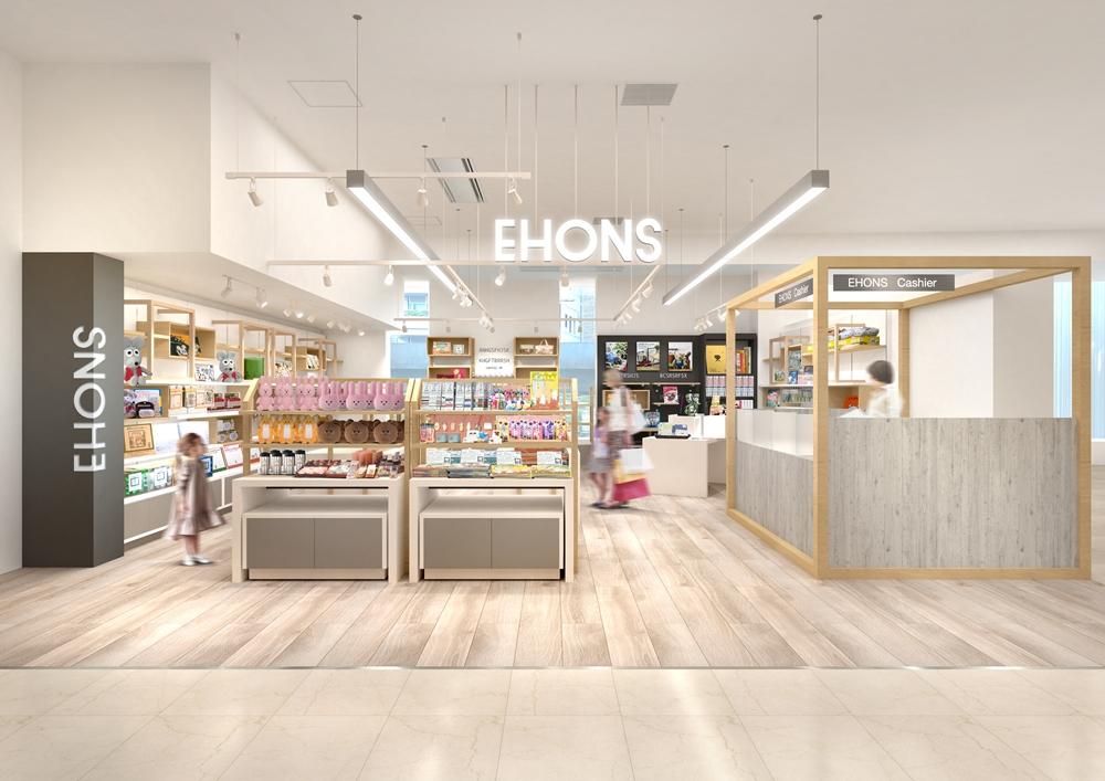 EHONS TOKYO 店舗イメージ